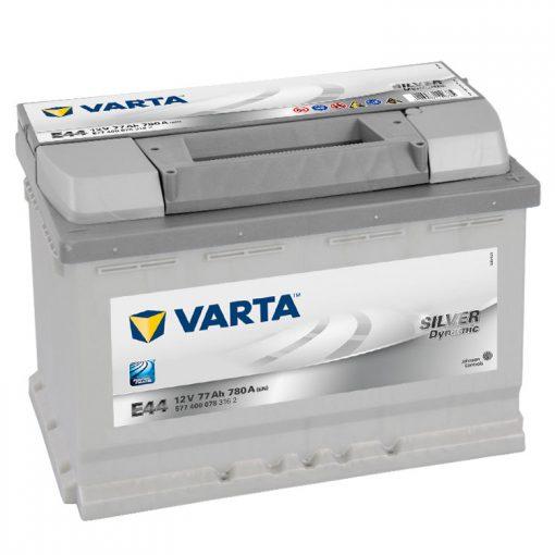 Acumulator auto in Constanta 12 V - 77 Ah Varta Silver - www.mbcauto.ro
