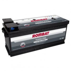 Acumulator auto in Constanta 12 V - 230 Ah Rombat Terra Pro