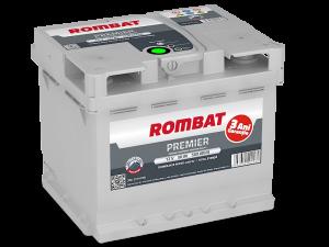Acumulator auto in Constanta 12 V - 50 Ah Rombat Premier