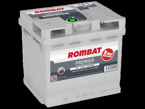 Acumulator auto in Constanta 12 V - 55 Ah Rombat Premier