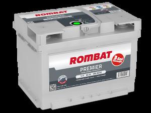 Acumulator auto in Constanta 12 V - 60 Ah Rombat Premier