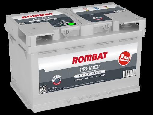 Acumulator auto in Constanta 12 V - 70 Ah Rombat Premier