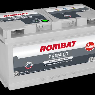 Acumulator auto in Constanta 12 V - 85 Ah Rombat Premier