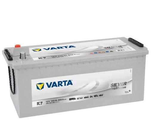 Acumulator auto Constanta 12 V - 145 Ah Varta ProMotive Silver