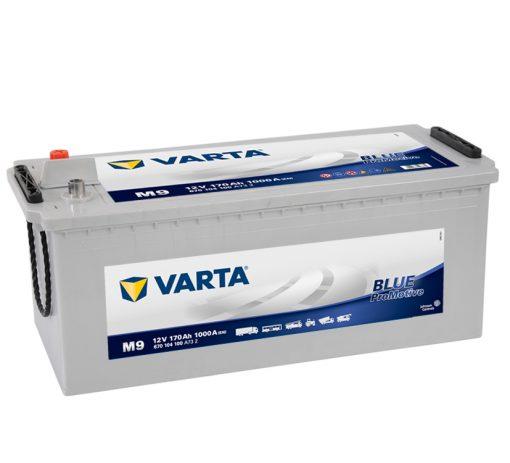 Acumulator auto in Constanta 12 V - 170 Ah Varta ProMotive Blue
