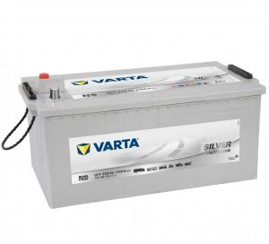 Acumulator auto Constanta 12 V - 225 Ah Varta ProMotive Silver