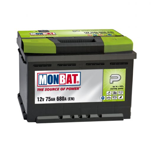Acumulator auto Constanta 12 V - 55 Ah Monbat Premium - www.mbcauto.ro