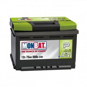 Acumulator auto Constanta 12 V - 65 Ah Monbat Premium - www.mbcauto.ro